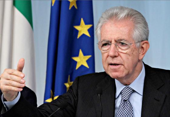 Mario Monti-Agenda