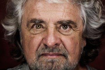 Beppe Grillo ecofeudo