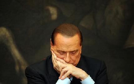 ITALY-POLITICS-CRIME-BERLUSCONI-FILES