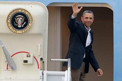 Obama a Tel Aviv