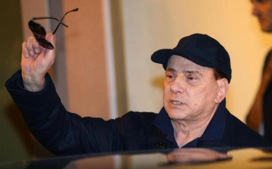 Silvio Berlusconi dimesso da ospedale