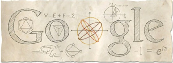 doodle Eulero