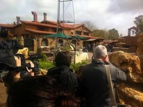 grillini a casale Villa Valente Fregene
