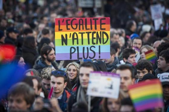 FRANCIA: NOZZE GAY, DA OGGI LA MARATONA IN PARLAMENTO